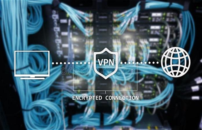 Red privada de datos